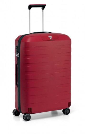Roncato Box Walizka średnia czerwona