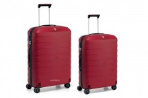 Roncato Box Komplet 2 walizek czerwonych