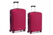 Roncato Box Komplet 2 walizek wiśniowych