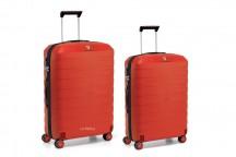 Roncato Box Komplet 2 walizek pomarańczowych