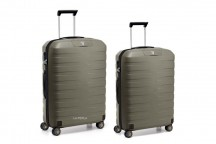 Roncato Box Komplet 2 walizek beżowych