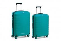Roncato Box Komplet 2 walizek szmaragdowych