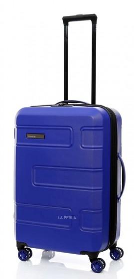 Travelite Move Walizka duża niebieska