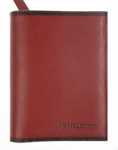 Vip Collection Bologna Portfel damski czerwony