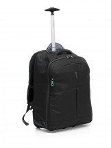 Roncato Ironik Plecak na kółkach podróżny czarny