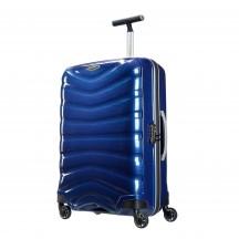 Samsonite Firelite walizka średnia niebieska