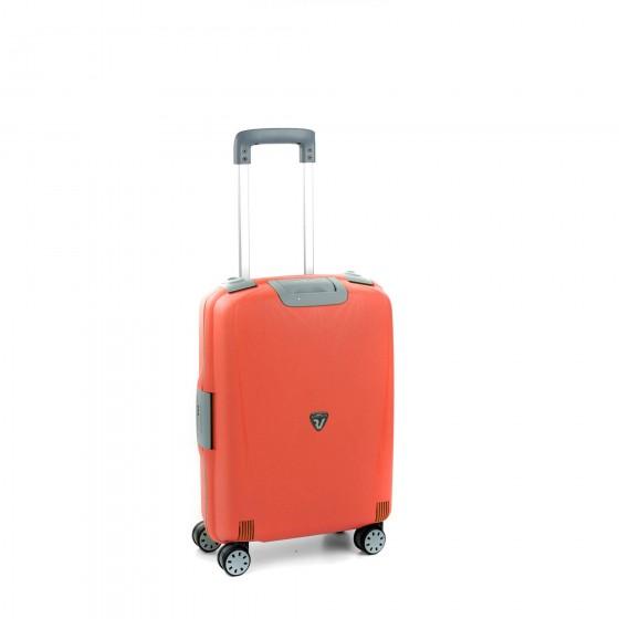 Roncato Light walizka mała kabinowa pomarańczowa