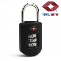 Pacsafe ProSafe 1000 Kłódka na szyfr TSA czarna