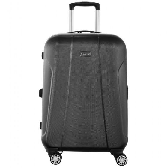 Travelite Elbe Two walizka średnia czarna