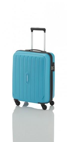 Travelite Uptown Walizka mała niebieska