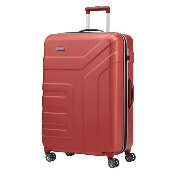 Travelite Vector Walizka duża czerwony