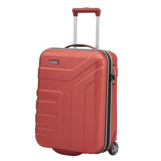 Travelite Vector Walizka mała czerwona