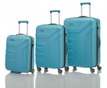 Travelite Vector Komplet 3 walizek turkusowych