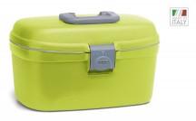 Roncato Beauty Kuferek podróżny kosmetyczka jasno zielona
