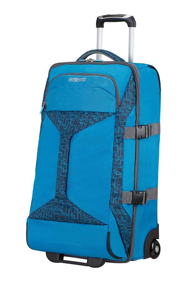 ce5dc3892e0e0 American Tourister Road Quest Torba podróżna na kółkach niebieska ...