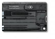 Victorinox SwissCard model Quattro czarny
