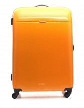 Puccini PC005 Walizka duża pomarańczowa