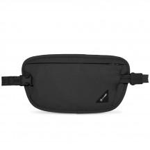 Pacsafe Coversafe X100 Sekretny portfel na pas czarny