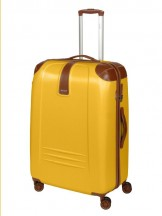 Dielle 155 Walizka duża żółta