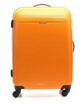 Puccini PC005 Walizka średnia pomarańczowa