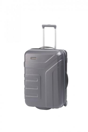 Travelite Vector walizka średnia antracytowa