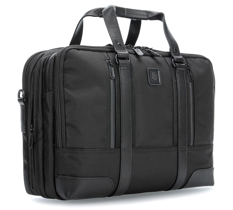 98bebb5f2538d ... Victorinox Lexicon Professional Torba na laptopa Lexington 15 czarna ...