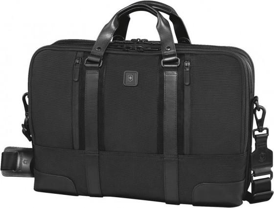 Victorinox Lexicon Professional Torba na laptopa Paulista 17 czarna