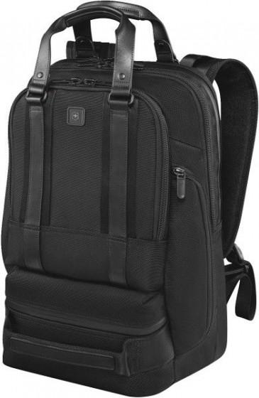 Victorinox Lexicon Professional Plecak biznesowy torba Bellevue 15 czarny