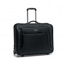 Roncato New Biz 2.0 Torba na garnitur/ubranie na kółkach czarna
