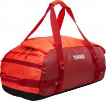 Thule Chasm Torba sportowa podróżna czerwona