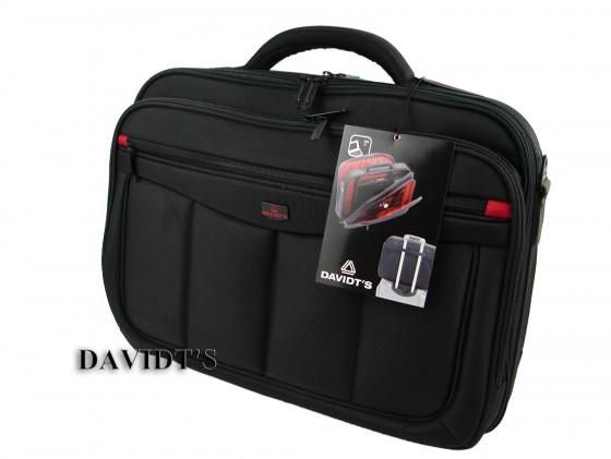 Davidt's Monte Carlo Torba na laptopa czarna