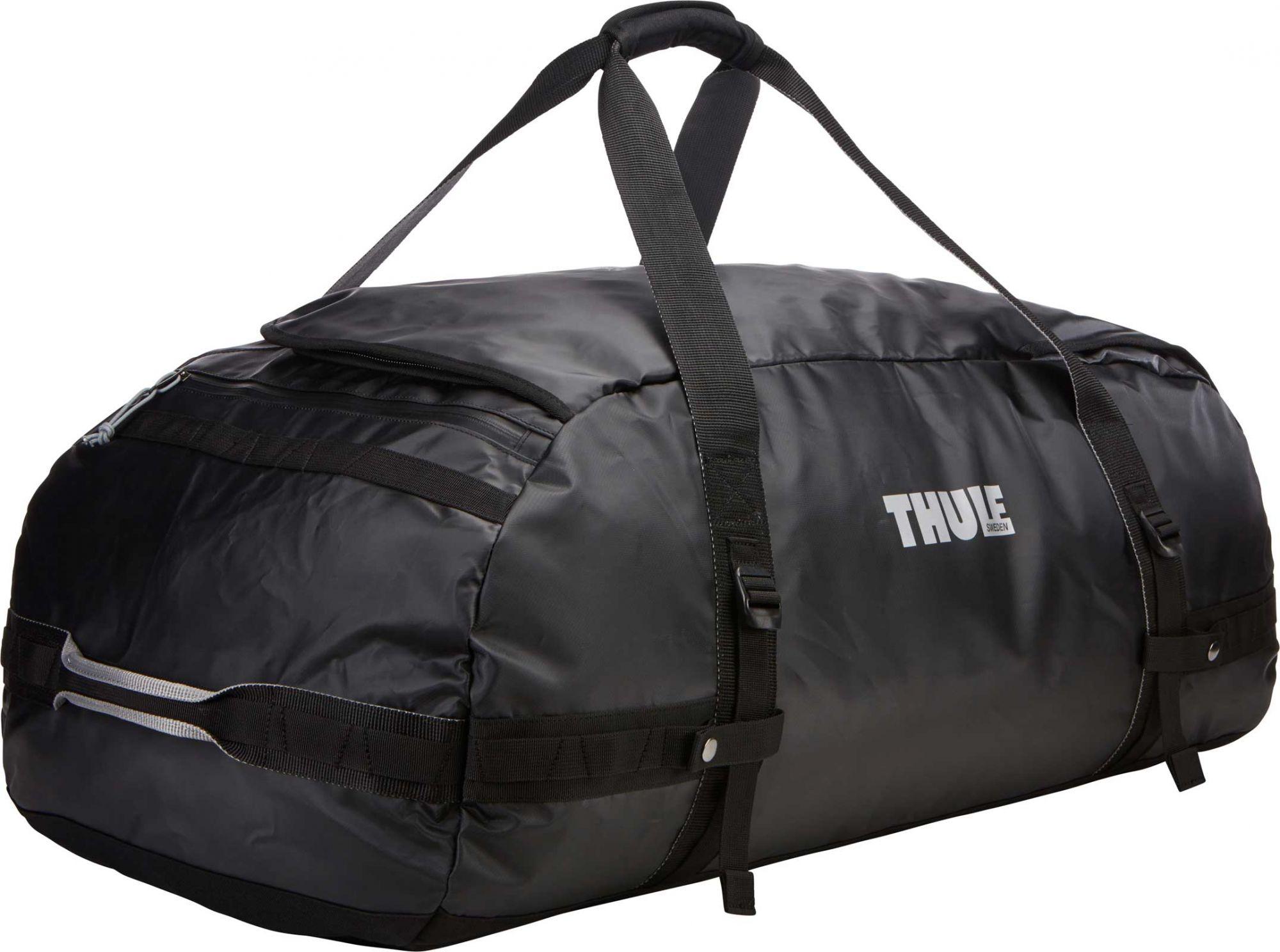 b8942fbdefbb2 Torba sportowa-podróżna, plecak, 130 litrów marki Thule z kolekcji ...