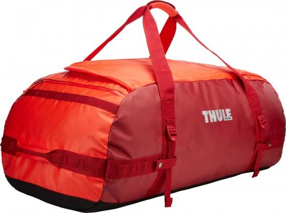 Thule Chasm Torba podróżna czerwona
