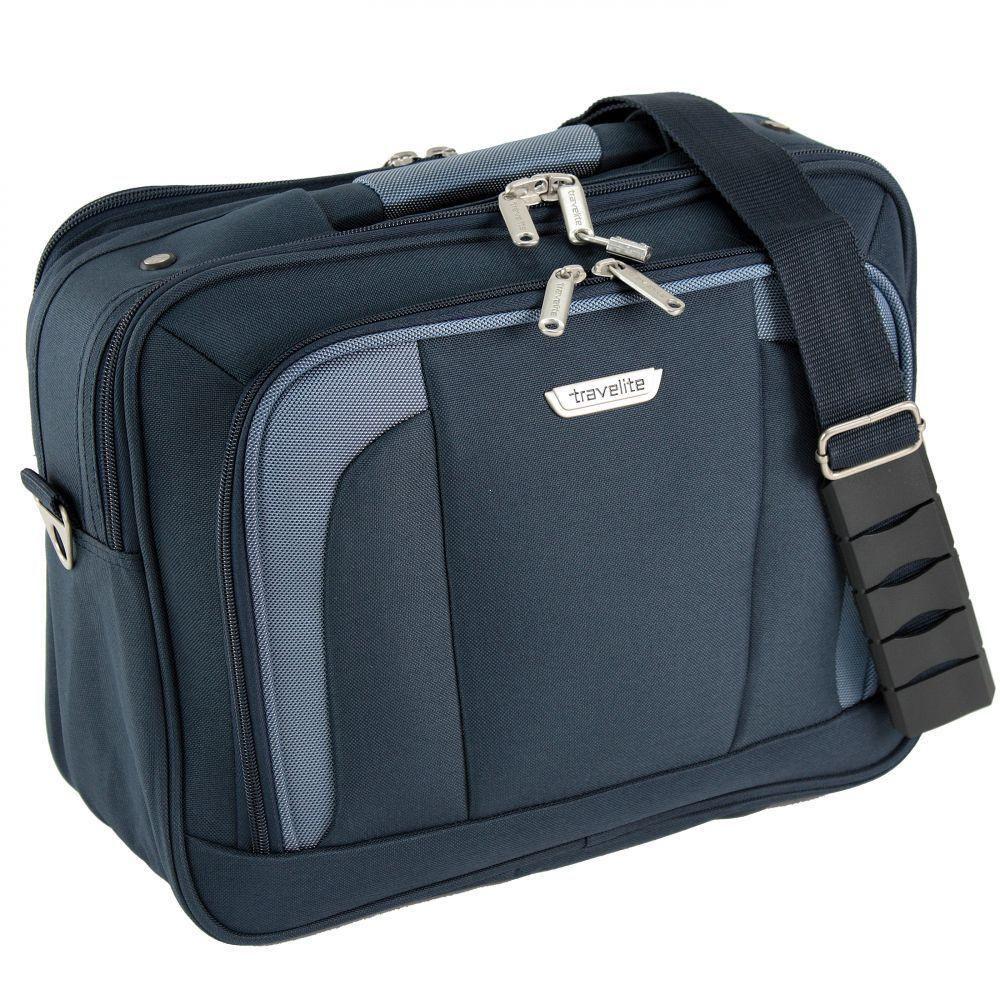 bfcf0d7173d6c ... Travelite Orlando Komplet 3 walizek i torba podręczna czerwony ...