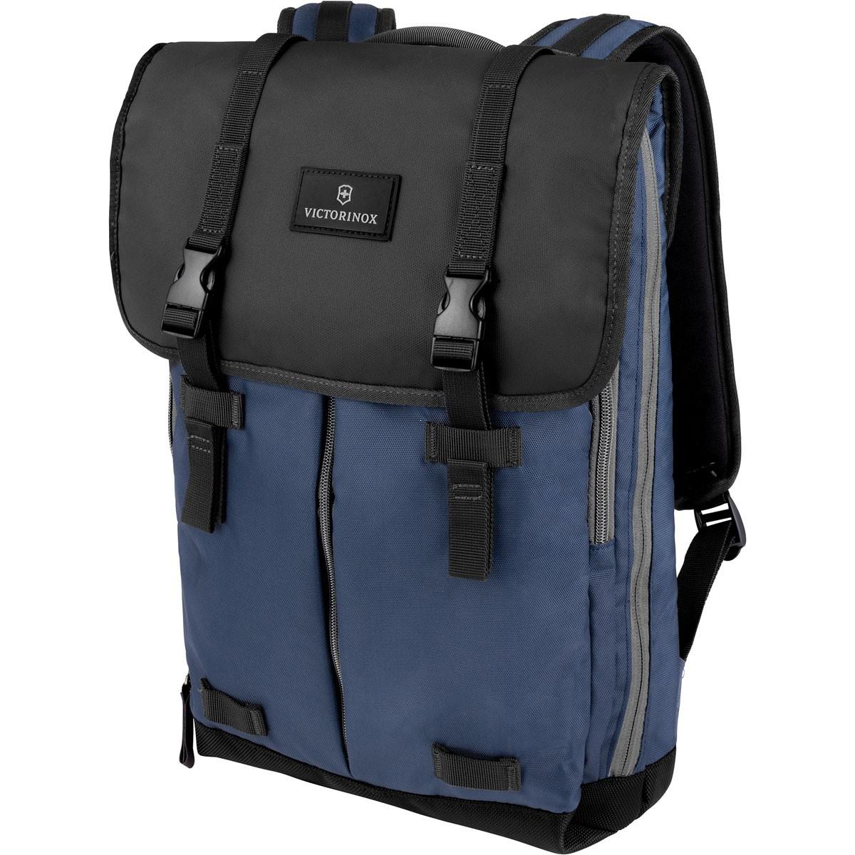 424da0587d270 Victorinox Altmont ™ 3.0 Plecak miejski Flapover niebieski ...