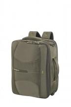 Samsonite 4Mation Torba podręczna plecak oliwkowa