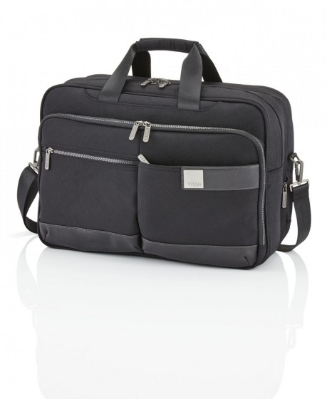 Titan Power Pack Torba na laptopa czarny