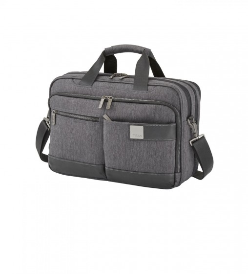 Titan Power Pack Torba na laptopa antracytowa