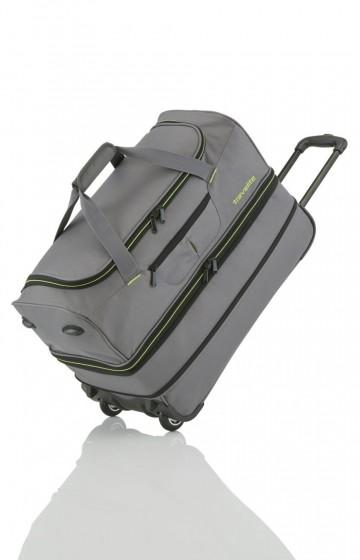 Travelite Basics Torba podróżna na kółkach antracytowa