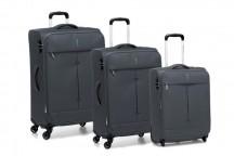 Roncato Ironik Komplet 3 walizek antracytowych