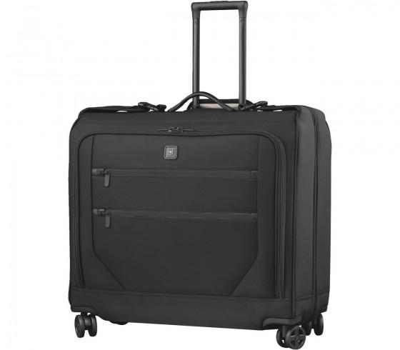 Victorinox Lexicon 2.0 Torba na garnitur ubranie na kółkach Dual-Caster Germent Bag czarna