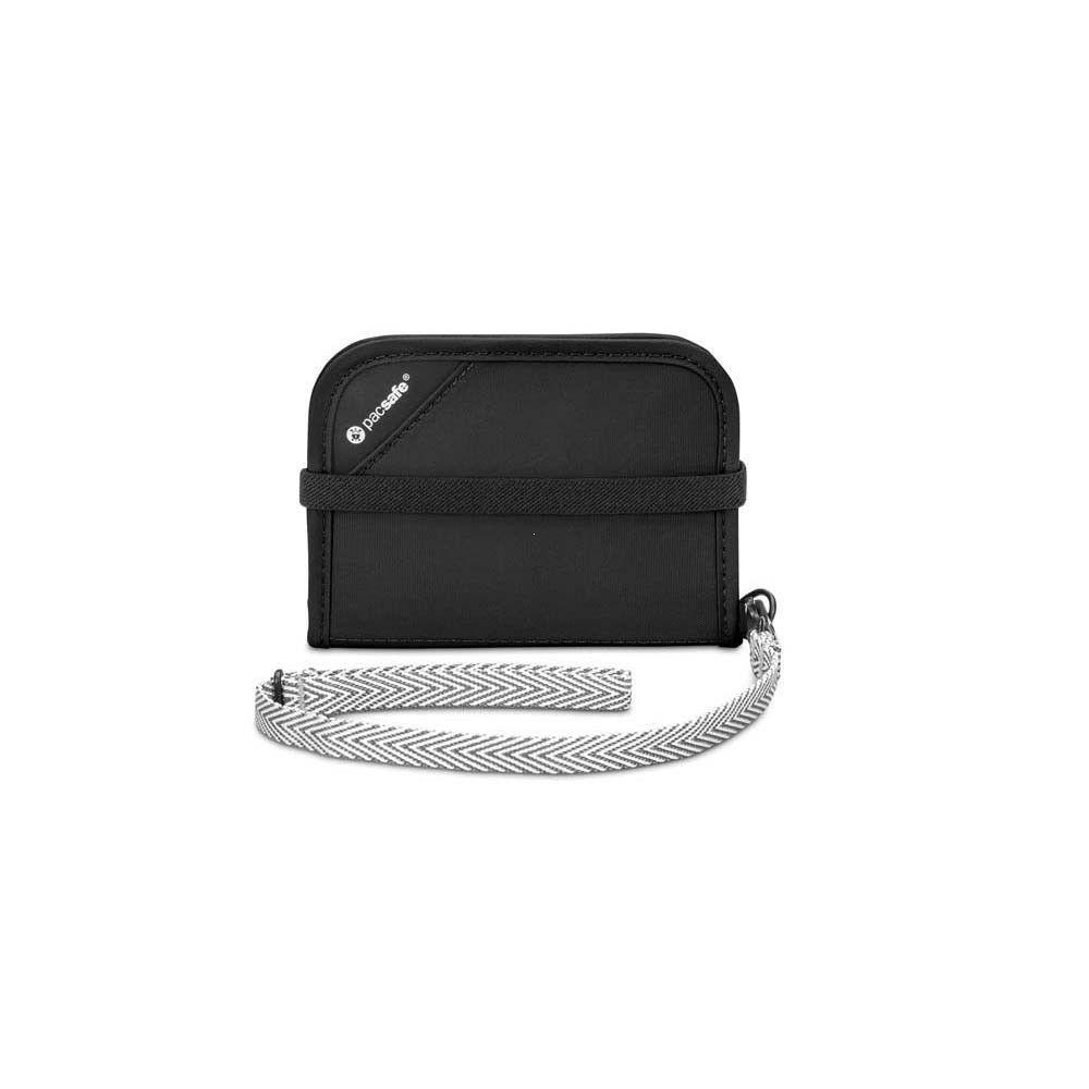fd5e94c30340a Portfel mały unisex z ochroną kart kredytowych RFID marki Pacsafe ...