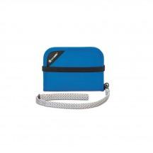 Pacsafe RFIDsafe V50 Portfel podróżny błękitny