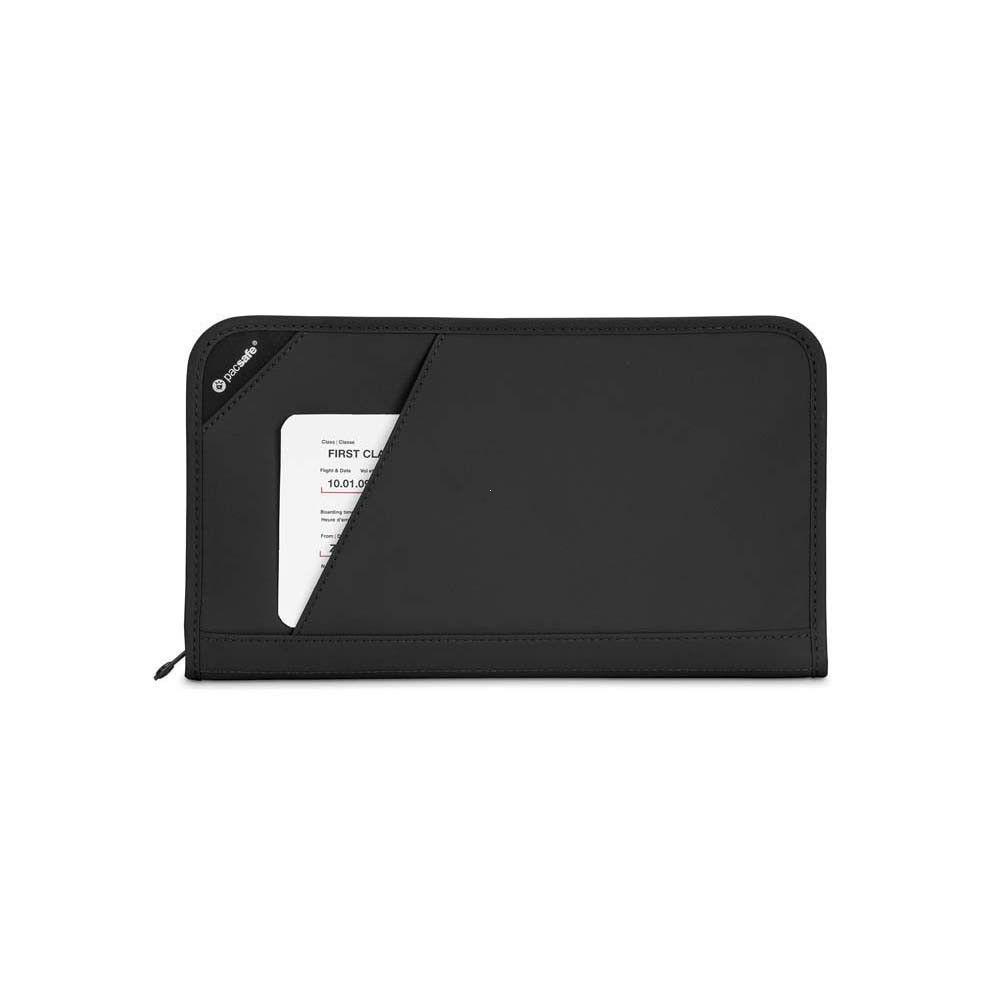 df37c0aebee52 Portfel unisex z ochroną kart kredytowych RFID marki Pacsafe model ...