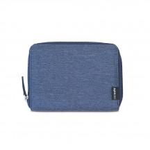 Pacsafe RFIDsafe LX150 Portfel damski niebieski