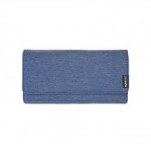 Pacsafe RFIDsafe LX200 Portfel damski niebieski