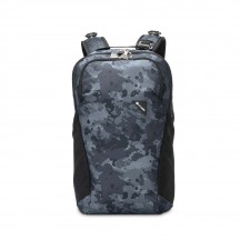 Pacsafe Vibe 20L Plecak turystyczny szary kamuflaż