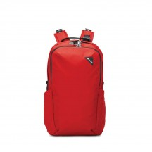 Pacsafe Vibe 25L Plecak podróżny czerwony