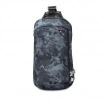 Pacsafe Vibe 325 Plecak na jedno ramię szary kamuflaż