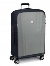 Roncato Accessories Pokrowiec zabezpieczający na walizkę dużą bezbarwny/czarny